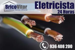 """Eletricista Cadaval 24 Horas """"Reparações Urgentes"""","""