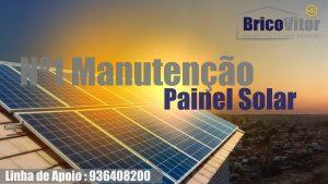 Empresa de Manutenção de Painéis Solares