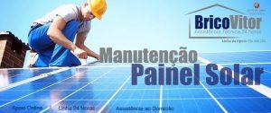Manutenção de Painéis Solares