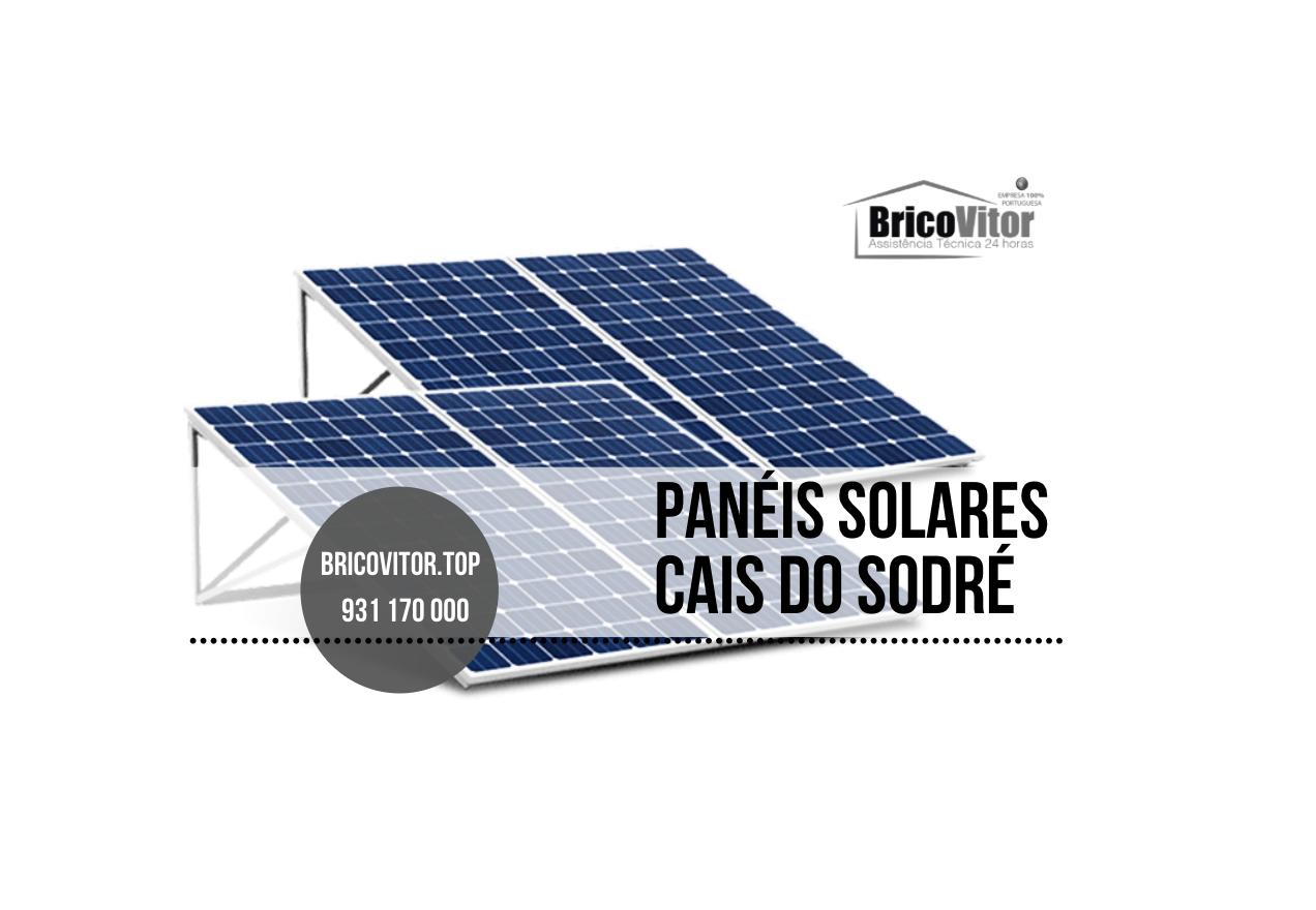 Razoável Manutenção Painéis Solares Cais do Sodré